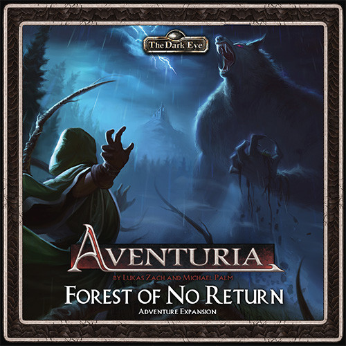 AVENTURIA - FOREST OF NO RETURN