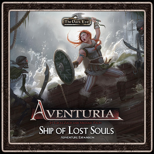 AVENTURIA - SHIP OF LOST SOULS